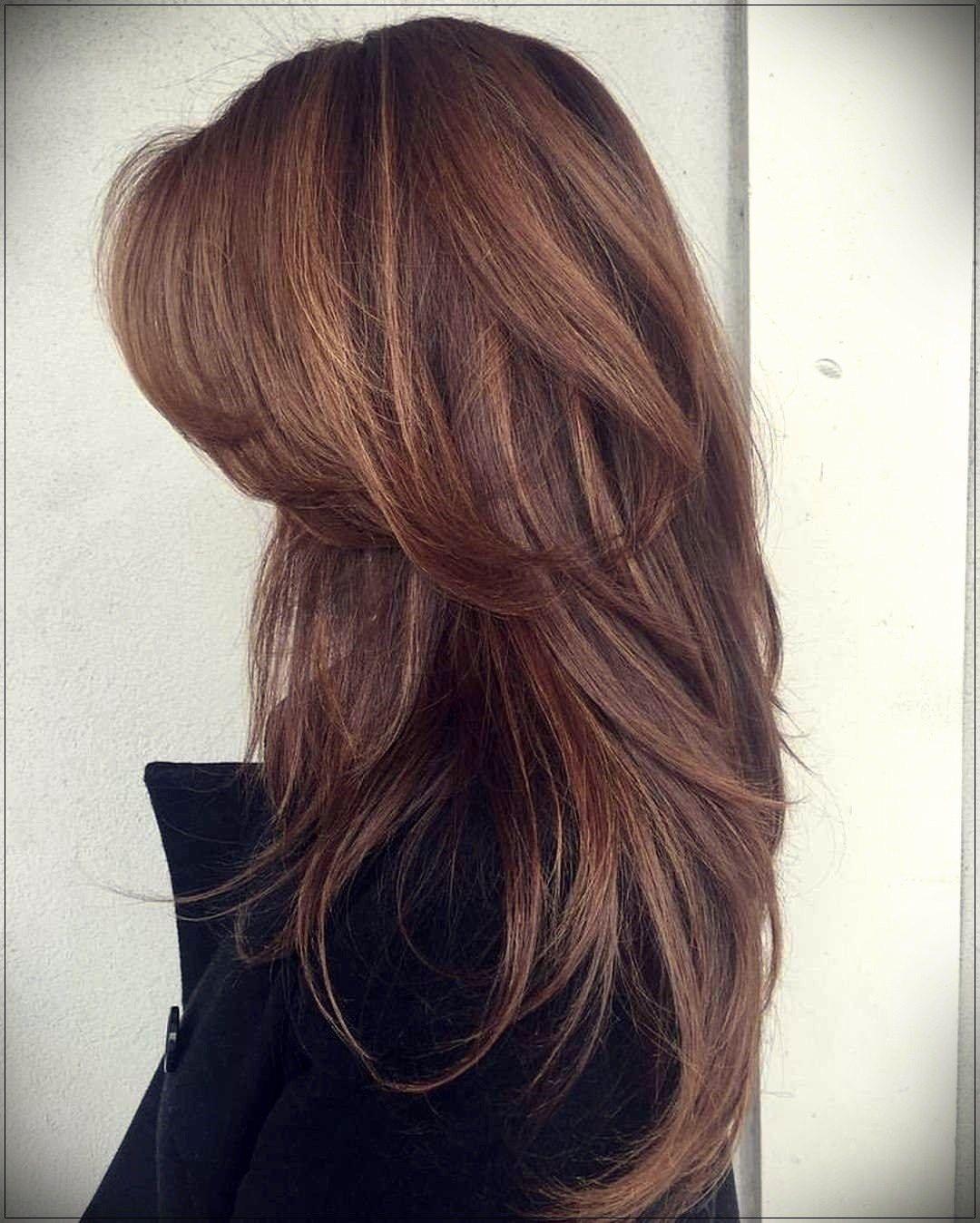 Trendy Haircut Waterfall 2019 Ideas For The Elegant Image Hair Styles Long Hair Styles Long Layered Hair