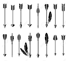 Image Result For Feather Arrows Bow And Arrow Set Bow Arrows Arrow Image