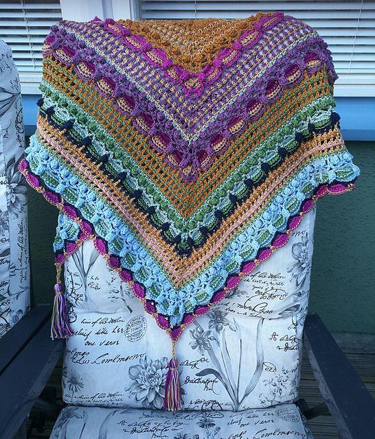 Lost In Time Pattern By Johanna Lindahl Kleding Haken Crochet