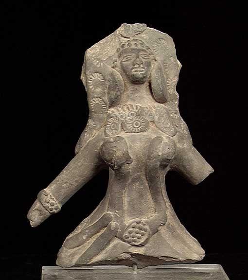 B3555 A Fine Indus Valley Fertility Goddess Ca 3rd 2nd Millennium Bc Ancient Goddesses Ancient Art Mother Goddess