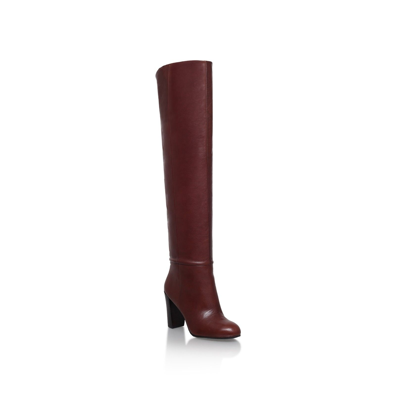79b67589f04 snowfall brown high heel over the knee boots from Nine West