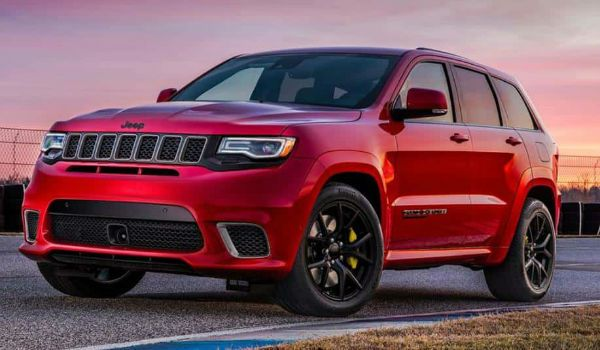 2020 Jeep Grand Cherokee Redesign Jeep Srt Jeep New