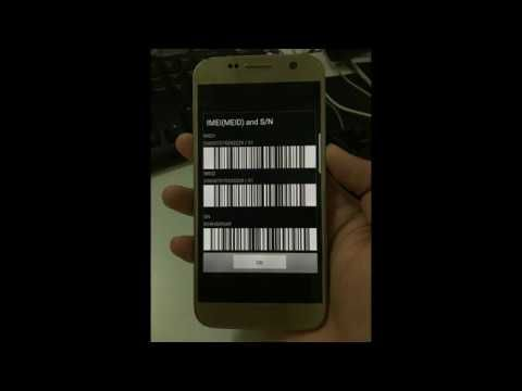 Add Dual sim Samsung Galaxy S7 G930S | Repair imei Android
