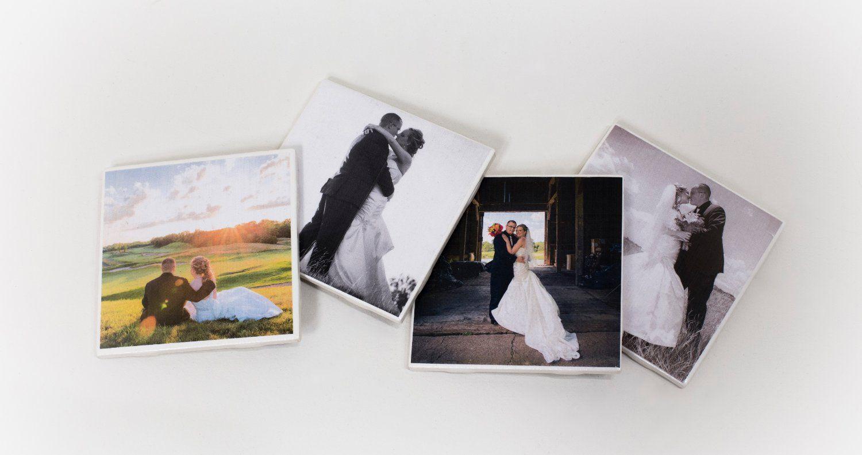 DIY Coasters | Wedding Favors | Gift | Photo Coasters | Studio Veil ...