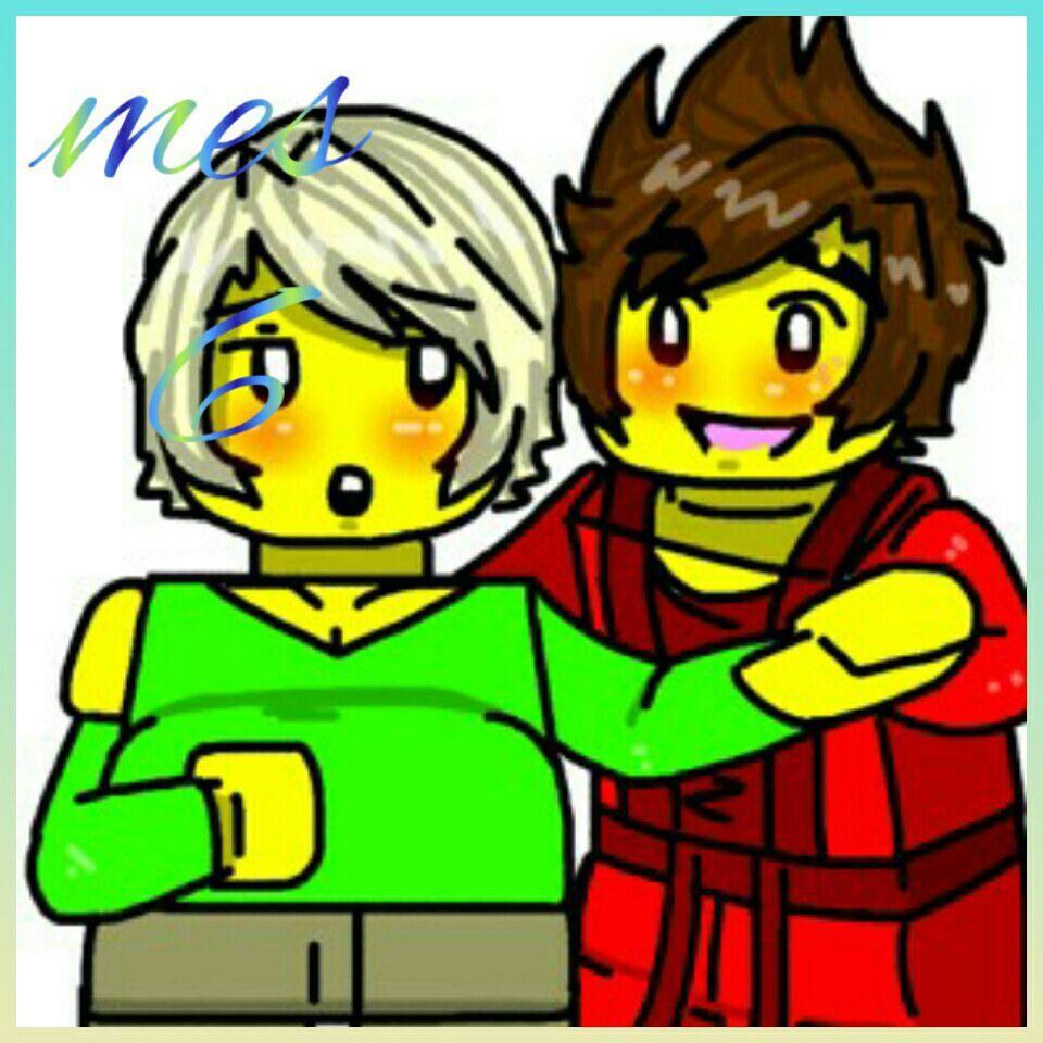 Image result for ninjago lloyd x kai fanfiction lemon ninjago lloyd x kai kai fanfiction - Ninjago lloyd and kai ...