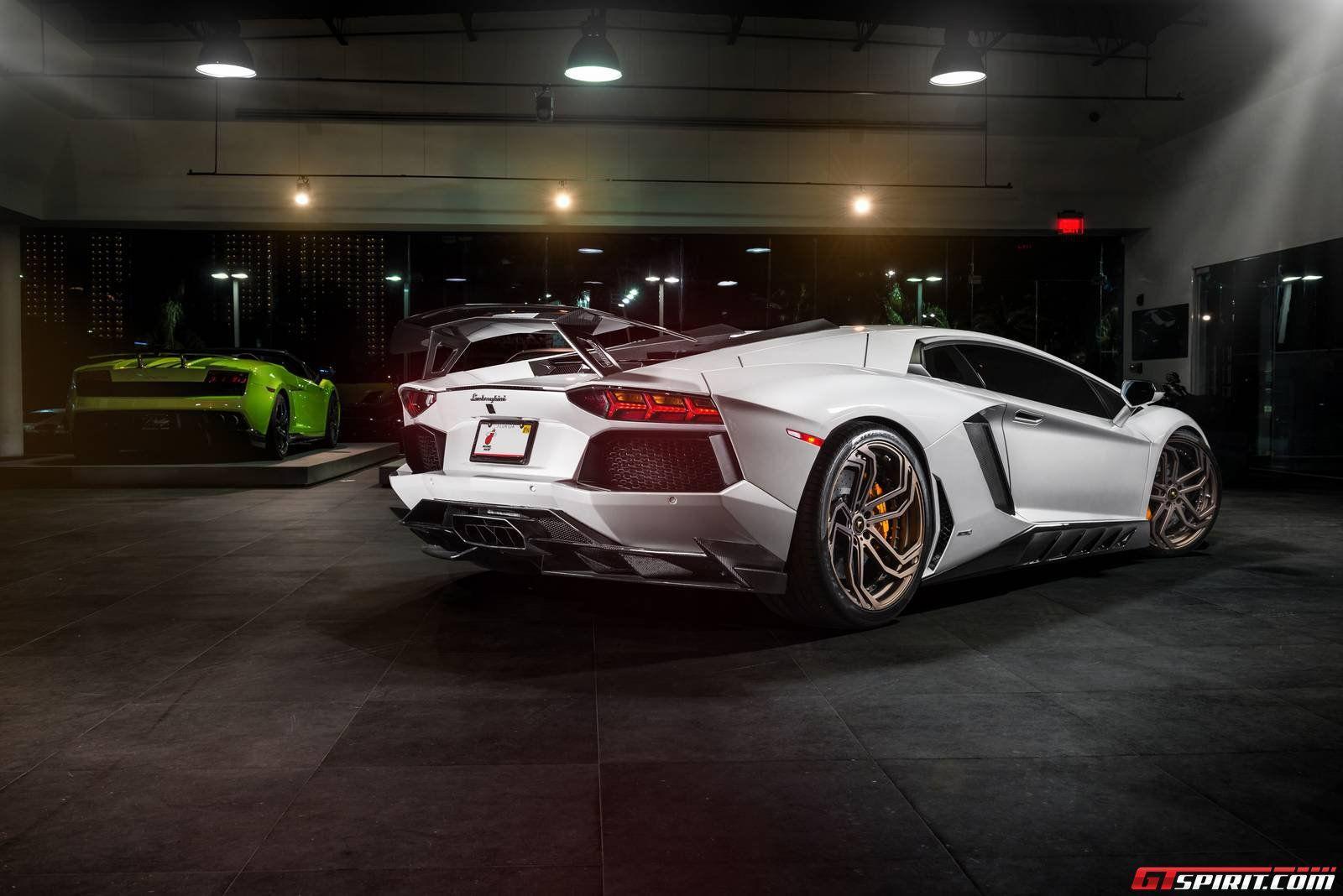 Official Adv 1 And Novitec Torado Nl2 Wheels For Aventador