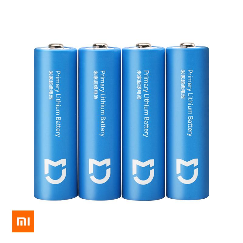 Mijia Super Aa Battery Pack 4 Pcs Battery Pack Battery Aa Batteries
