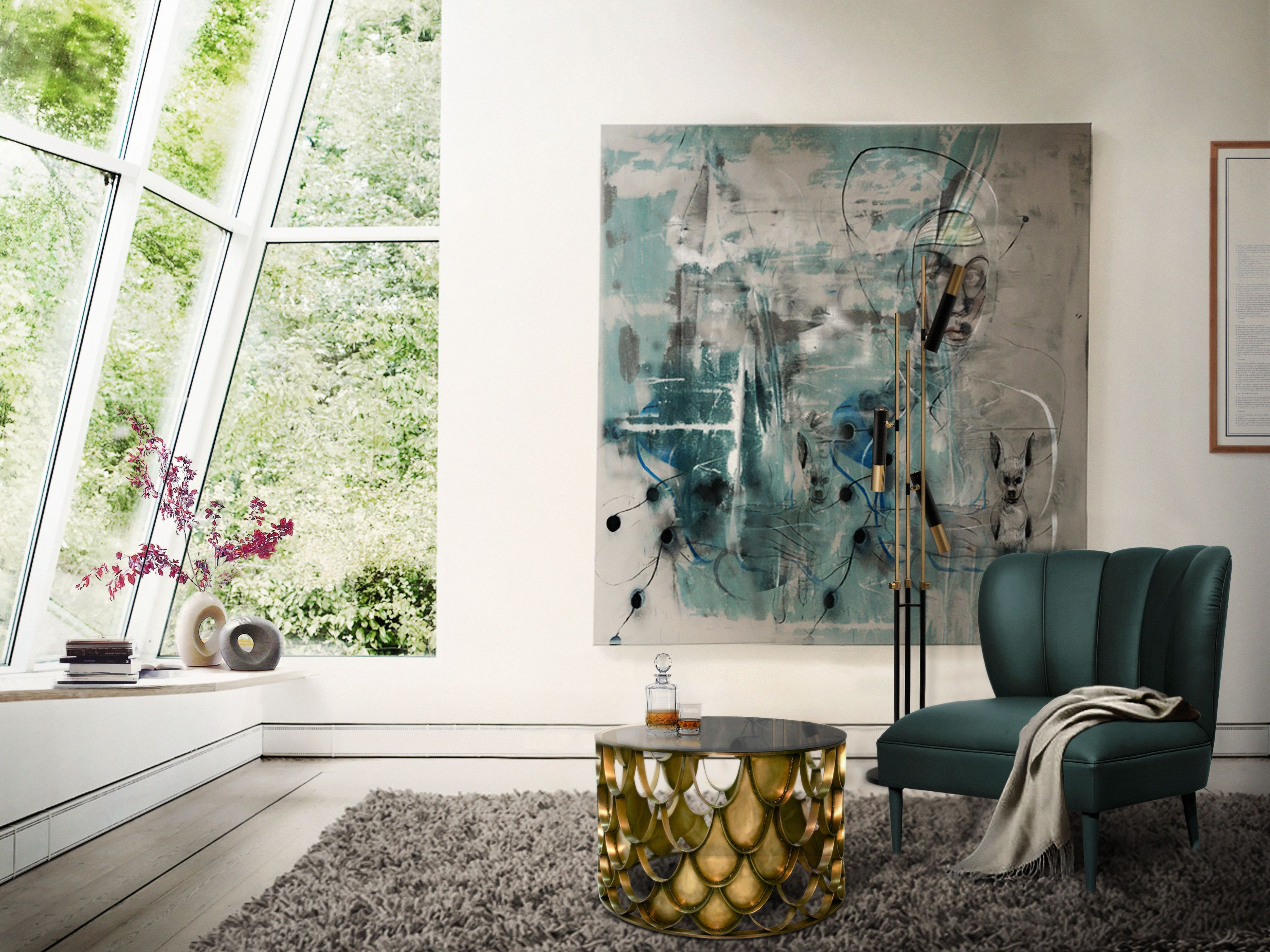 BRABBU, trends, interior design, decoration, modern decor, fierce ...