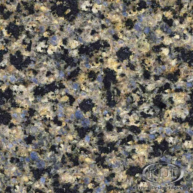 Tropical Blue Granite Kitchen Countertop Ideas Blue Granite Tropical Blue Granite Kitchen