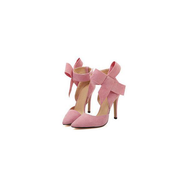 f27f2192224 Pink Pumps Heels For Women -Global SheIn(Sheinside) (4535 ALL ...