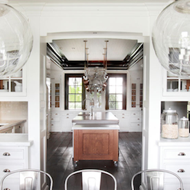Planning a DIY kitchen remodel for our Victorian home… inspiration and design for an old-house (image via Christopher Peacock)