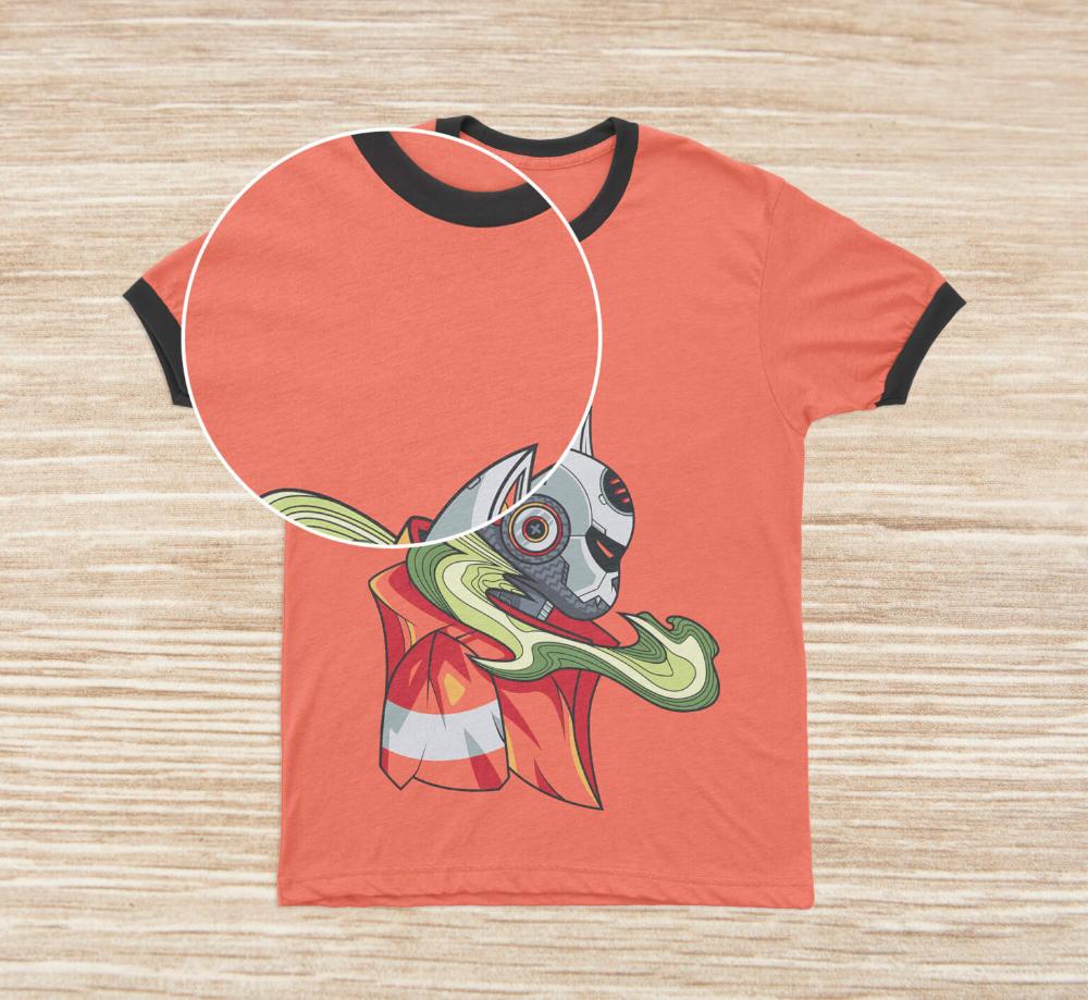 Download Free Ringer T Shirt Mockup Psd Template 2 In 2020 Shirt Mockup Tshirt Mockup T Shirt