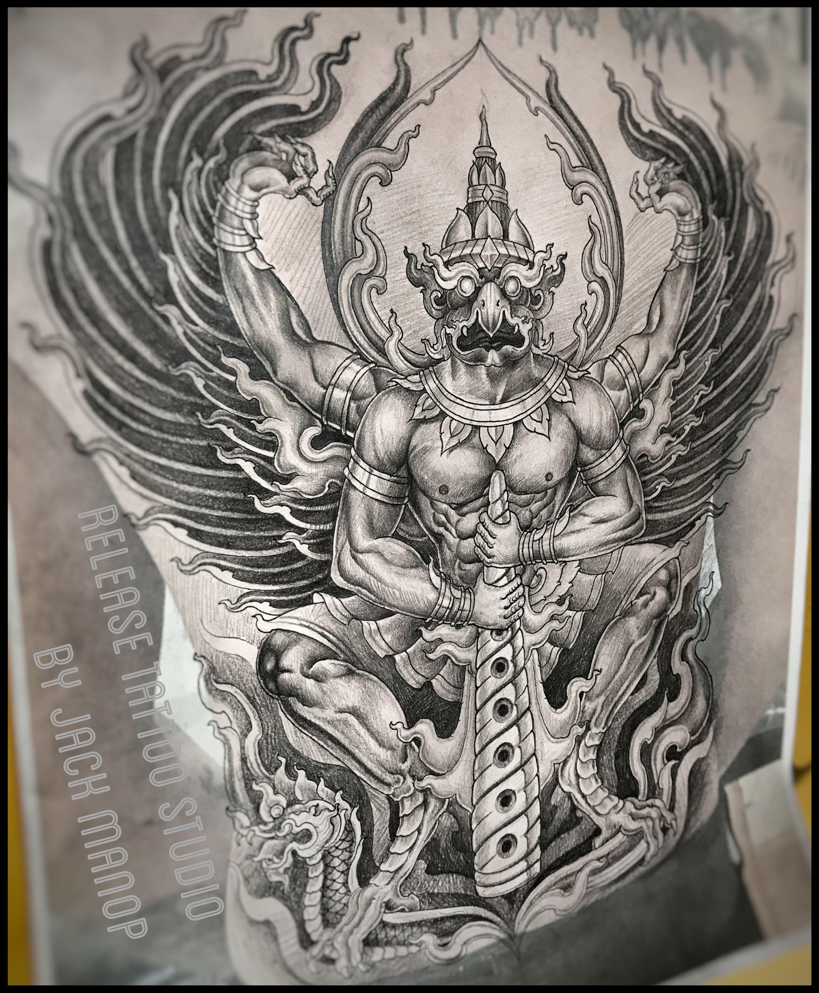 neo thai thai tattoo jack manop line id jack010829 release tattoo studio release. Black Bedroom Furniture Sets. Home Design Ideas