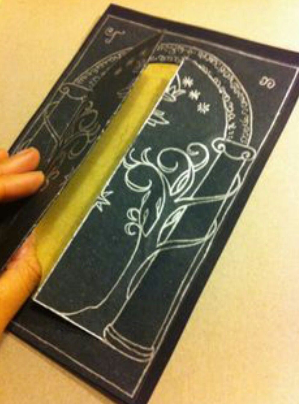 Pin By Katie Jo On Cards Lord Of The Rings Nerd Crafts The Hobbit