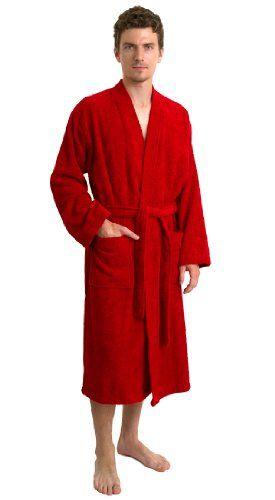 688ea9e0a6 TowelSelections Terry Kimono Bathrobe - Terry Cloth Bath Robe for Women and  Men