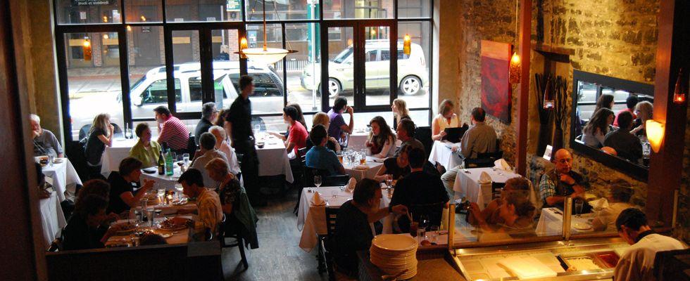 Vittoria Trattoria Ottawa Italian Restaurant Fine Dining Cuisine