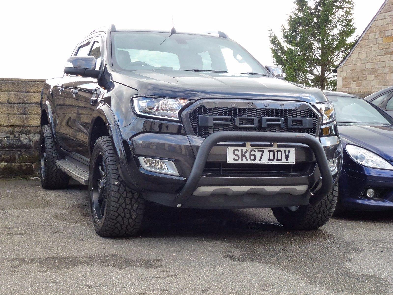 Ford Ranger Full Raptor Style Kit Wheels Tyres Body Kit Etc Car