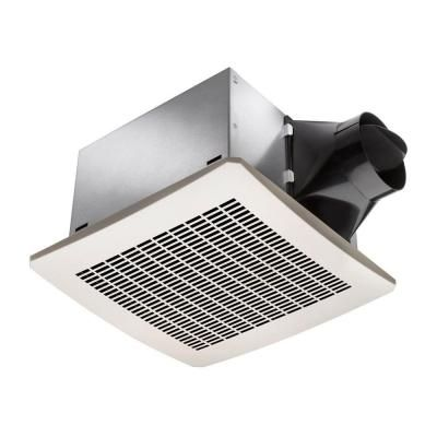 Delta Breez Signature Series 80 Cfm Humidity Sensing Ceiling Bathroom Exhaust Fan Energy Star Vfb25ach Bathroom Exhaust Fan Bathroom Fan Exhaust Fan