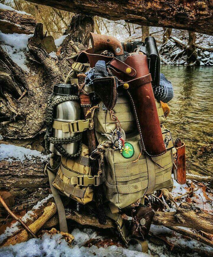 Camping Survival Skills: IG: @bushcraftsurvivalists