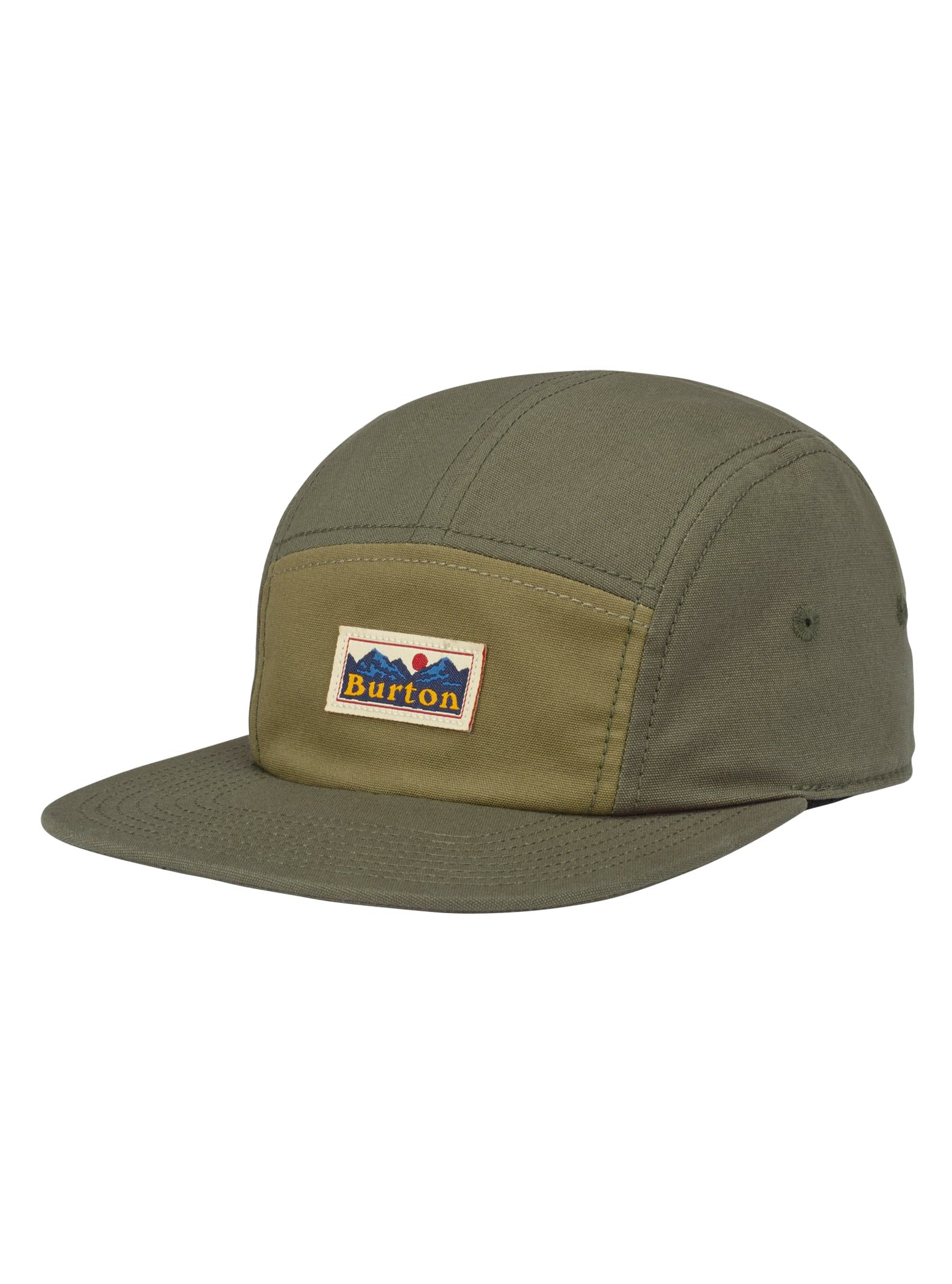 eb89f078473 Burton Cordova 5-Panel Camp Hat in 2019