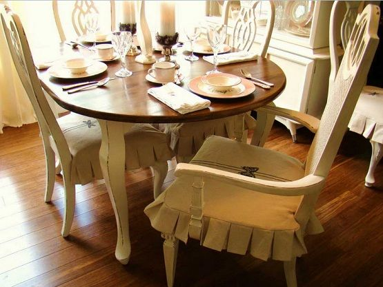 Protect Your Chair With Dining Room Seat Covers