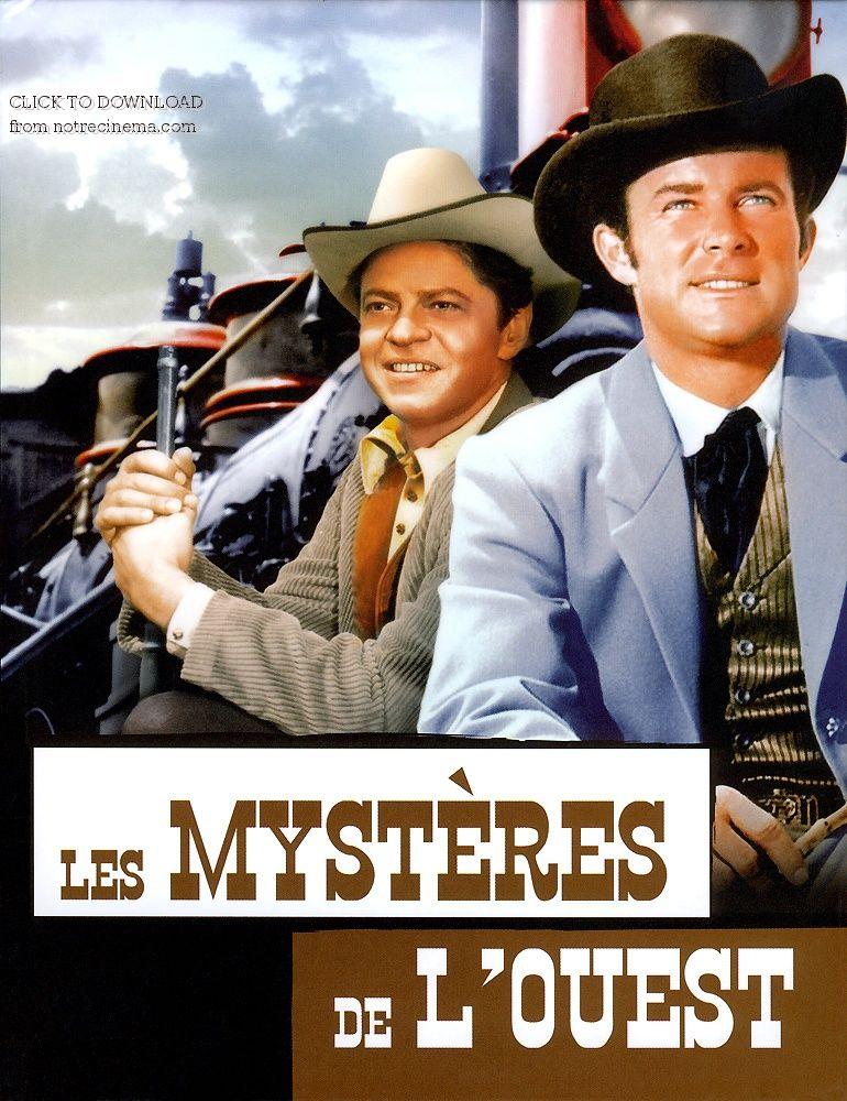 Les Mysteres De L Ouest : mysteres, ouest, Mystères, L'ouest, Vieux, Films,, Souvenir, Nostalgie,, Téléfilm