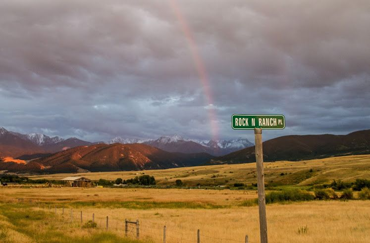 Rock N Ranch, Livingston, MT, August 2014. Photo by Pat Snyder