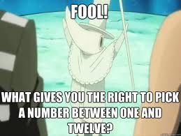 Excalibur Fool Soul Eater Anime Funny The Fool