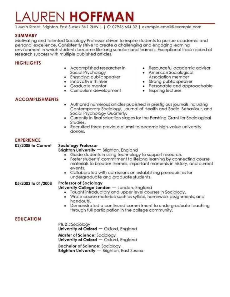 Lying Resume Examples Fonts CareerTipFretful Resume That