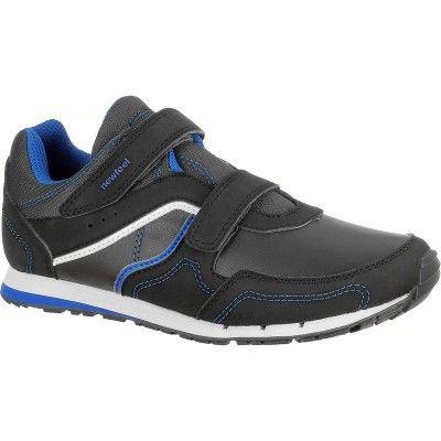 8906f4f8d5e0 Skuli 2 gyerek cipő gyalogláshoz és iskolai sortoláshoz, fekete/szürke/kék