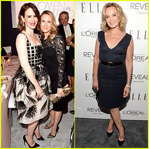 Sarah Paulson & Renee Zellweger Hang Out at Elle Women in Hollywood Celebration http://makemyfriday.com/2014/10/sarah-paulson-renee-zellweger-hang-out-at-elle-women-in-hollywood-celebration/ #GillianJacobs, #JessicaLange, #JoelMcHale, #News, #ReneeZellweger, #SarahPaulson