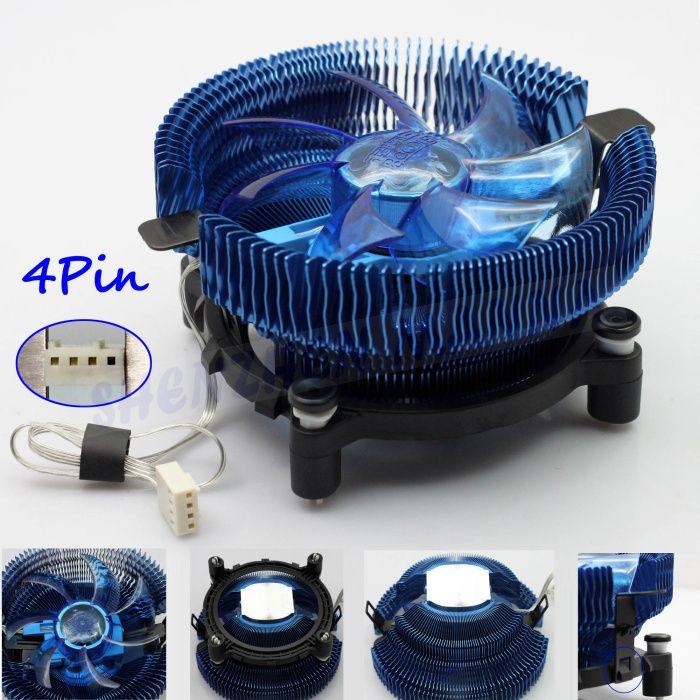Barato 1 pc 90 MM 4PIN 12 V CPU fãs e arrefecimento Ultra silencioso cooler fan apoio Intel / AMD FS037, Compro Qualidade Ventilação & resfriamento diretamente de fornecedores da China:    Início                         Frete GRÁTIS 3PIN 12 V CPU REFRIGERAÇÃO frio heatsink...             Preço:    $11.24
