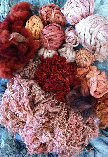 Natural Dyeing by Irit Dulman