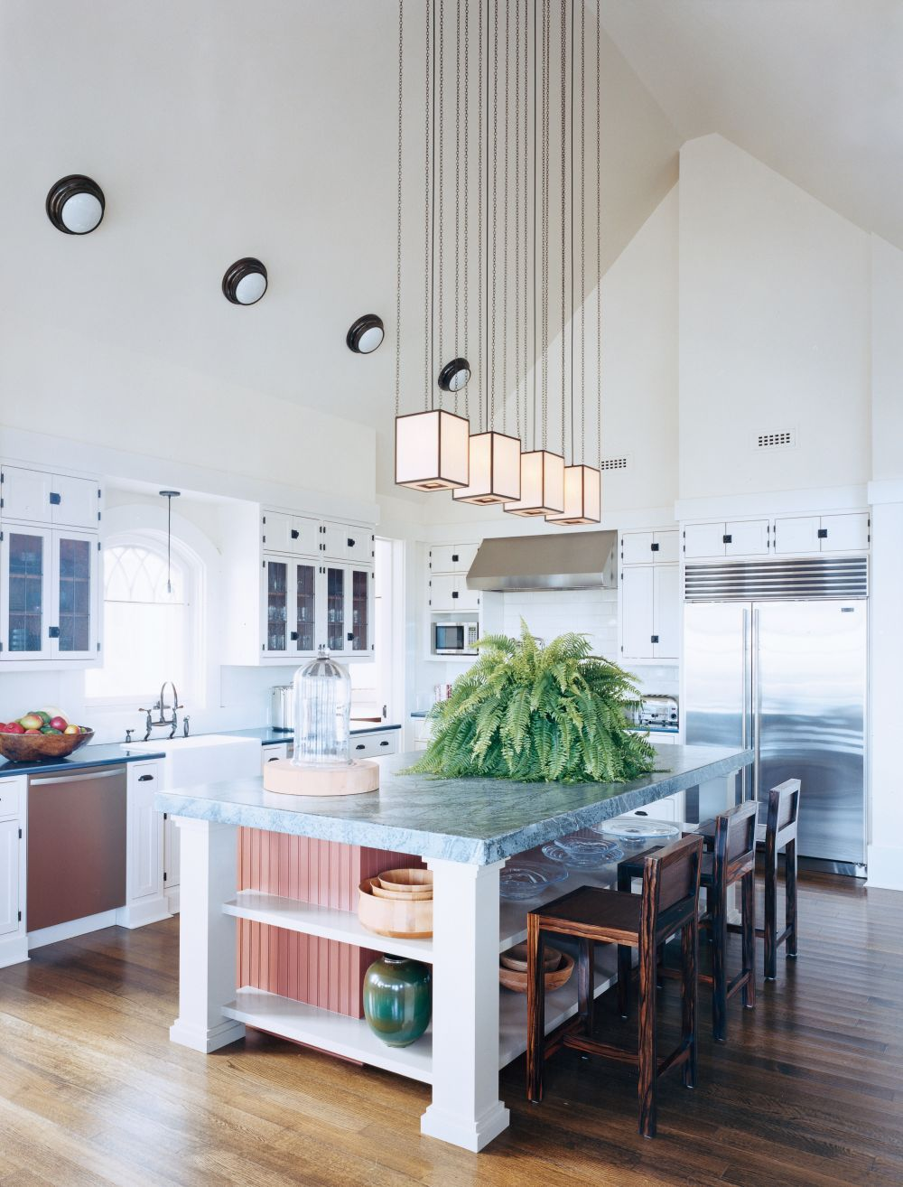 Contemporary Kitchen by Thom Filicia Inc. in Long Island, New York ...