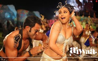 Aiyyaa Hd Wallpapers Starring Rani Mukerji Prithviraj Sukumaran Rani Mukerji Bollywood Dance Bollywood