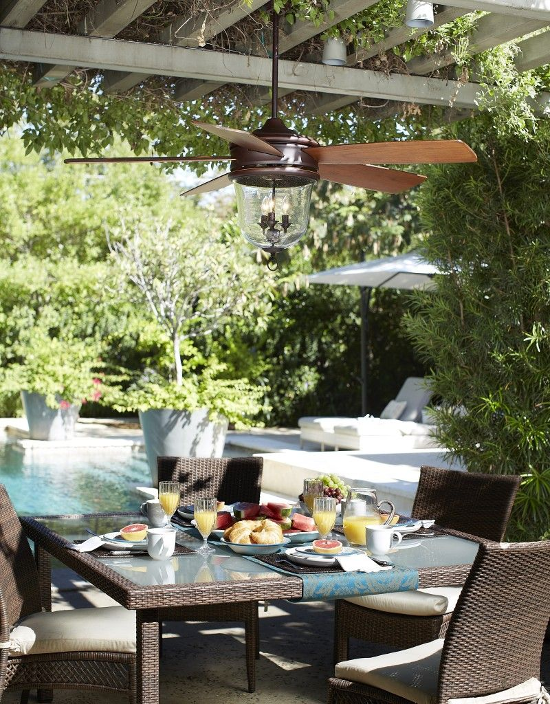 Top 25 ideas about Ceiling Fans for your outdoor deck or patio on ...