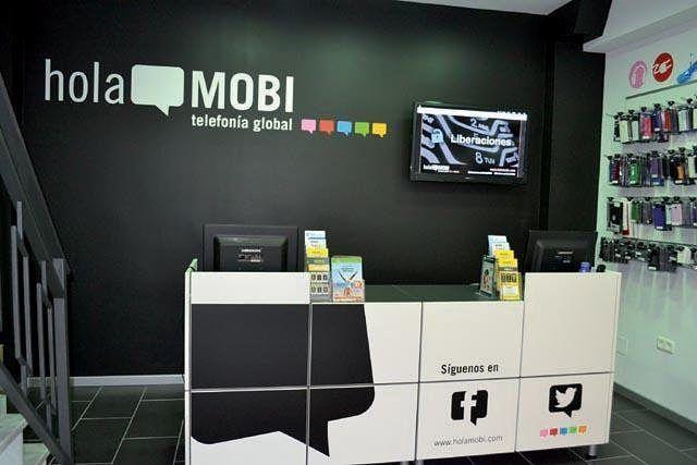 La Franquicia Holamobi Es Una Tienda De Telefonia Movil Low Cost
