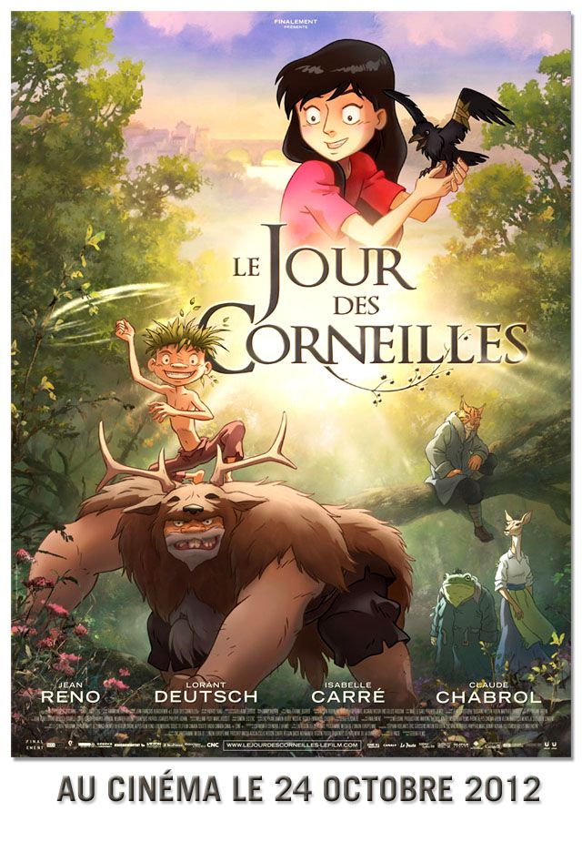 Le Jour Des Corneilles Streaming : corneilles, streaming, Corneilles, Streaming