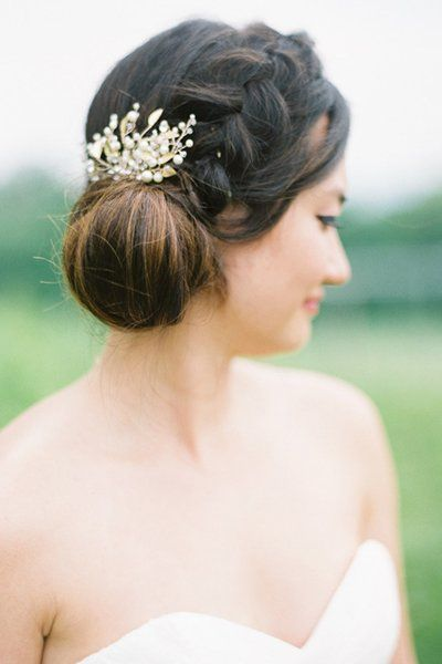 50 Best Bridal Hairstyles For Outdoor Weddings Best Wedding