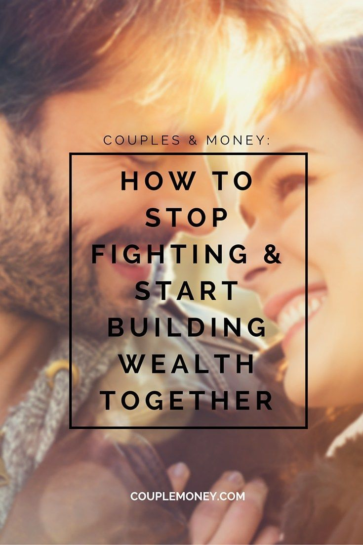 Why do we fight about money couples money money advice