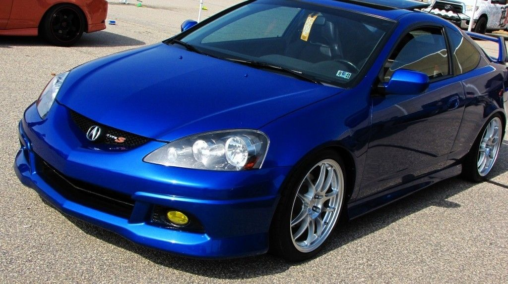 This Acura Type S Is A Pretty Cool Car And Has 210 Horse Power
