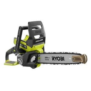 Ryobi 40-Volt Cordless Chainsaw - Battery and Charger Not