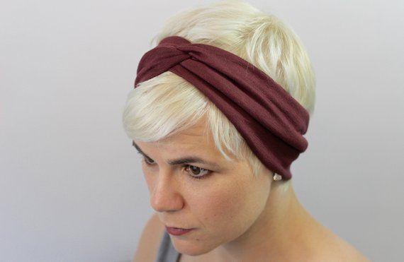 1037ac6c355 Maroon Headband