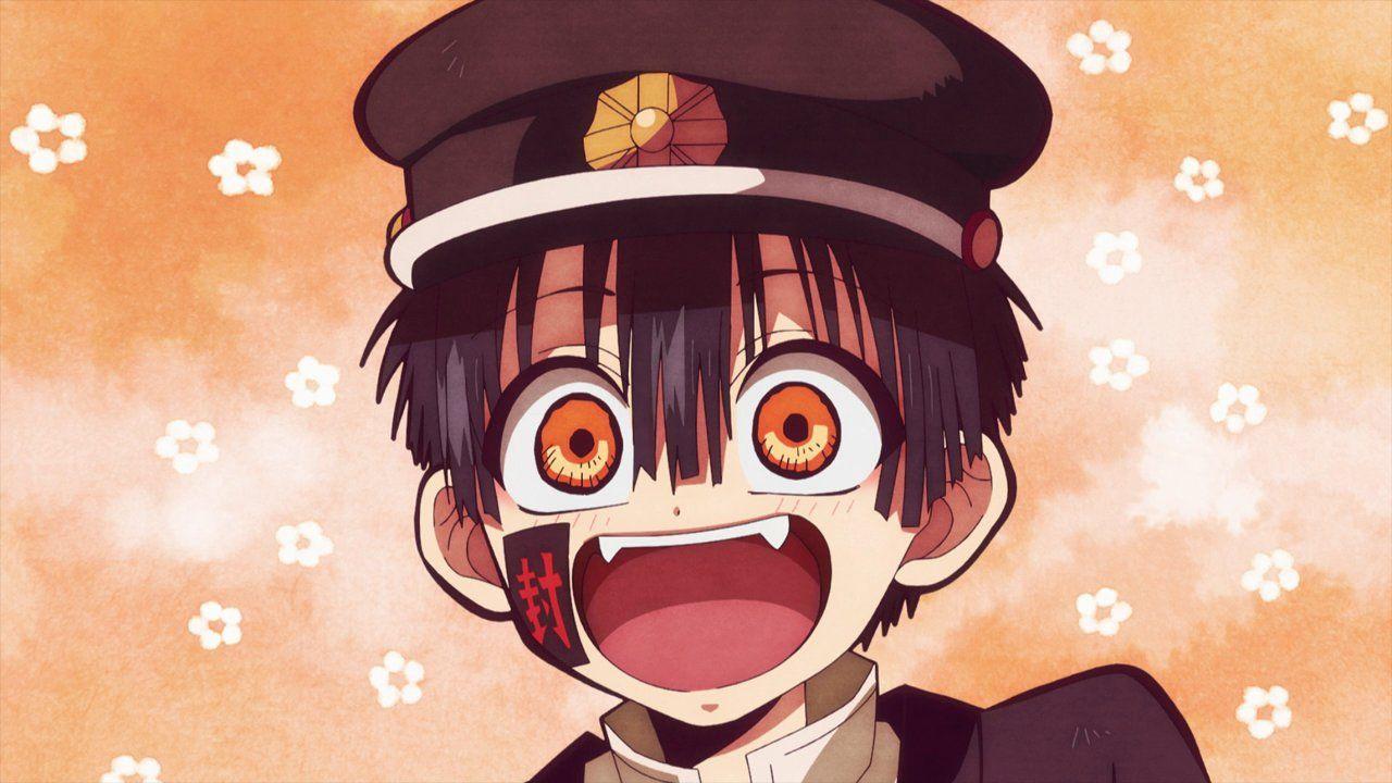 Feli Yunaël 💚 ᴰᵉᵏᵘ 🧡 J12 on Anime, Hanako, Cute anime guys