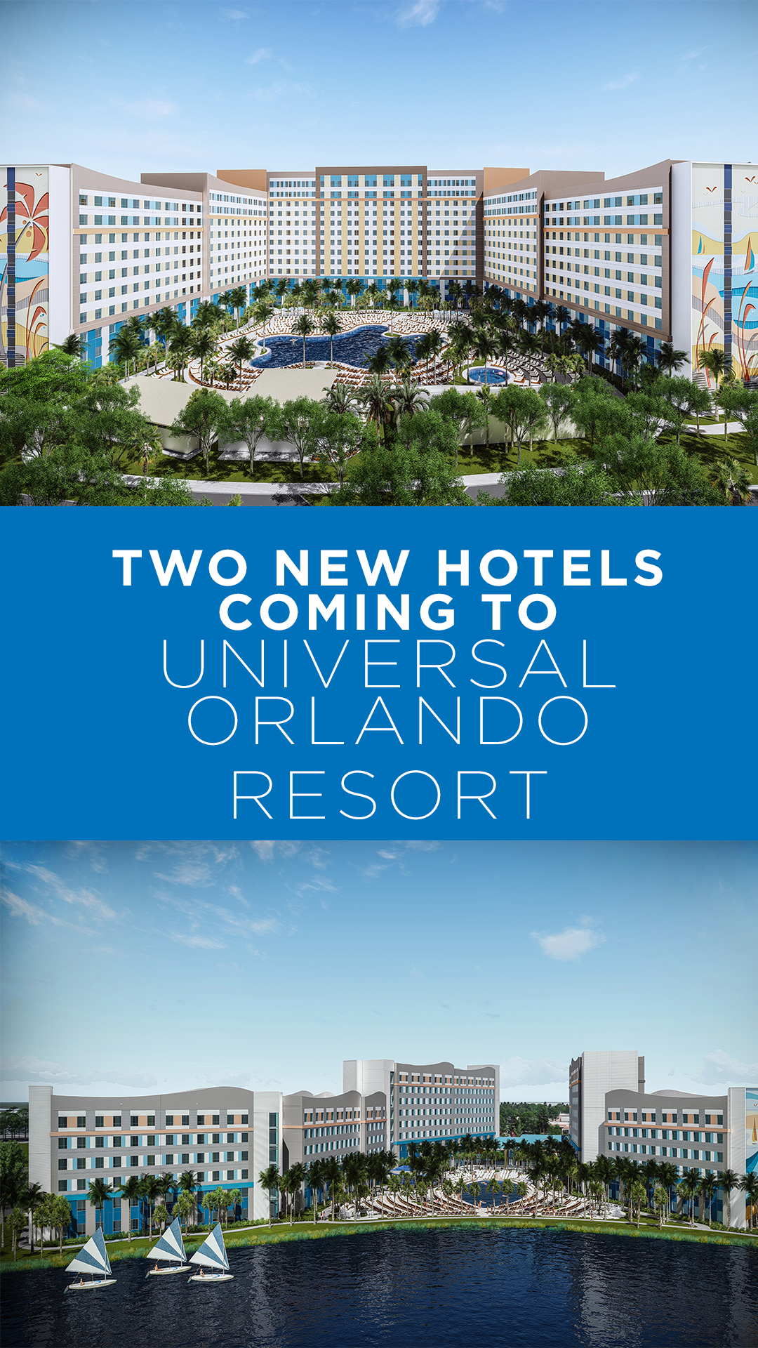 Two New Hotels Offer More Options To Play At Universal Orlando