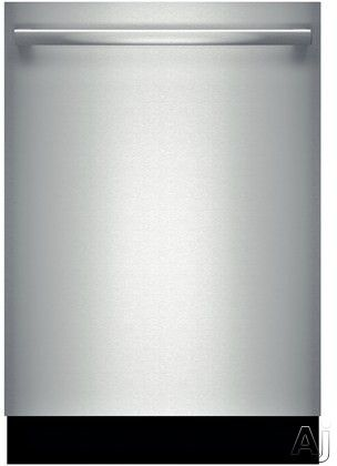 Bosch Shx68tl5uc Fully Integrated Dishwasher With 16 Place Setting