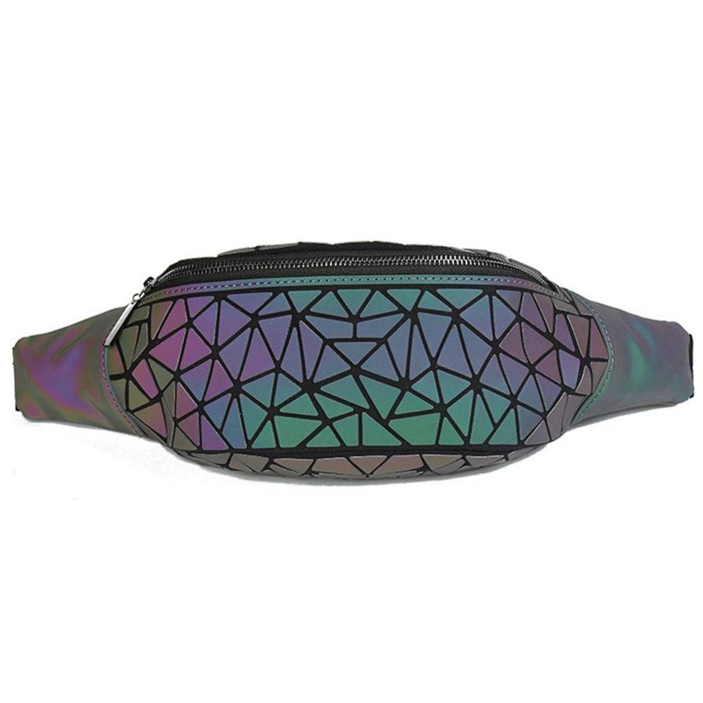 2a8e86def8e0 Fashion Women's Luminous Waist Bags Women Waist Fanny Packs Belt Bag ...