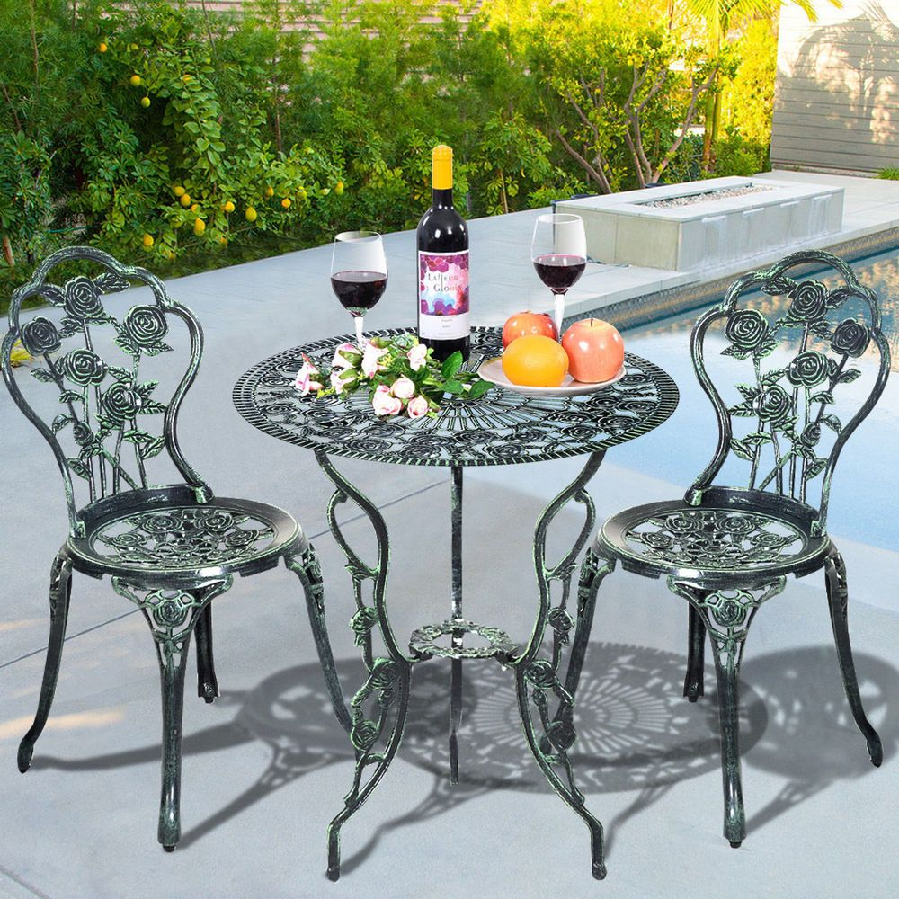 If You Have A Small Outdoor Living E Then These 3 Piece Patio Furniture Set Under 100 Bucks Are Very Recommended For Lovely Sets