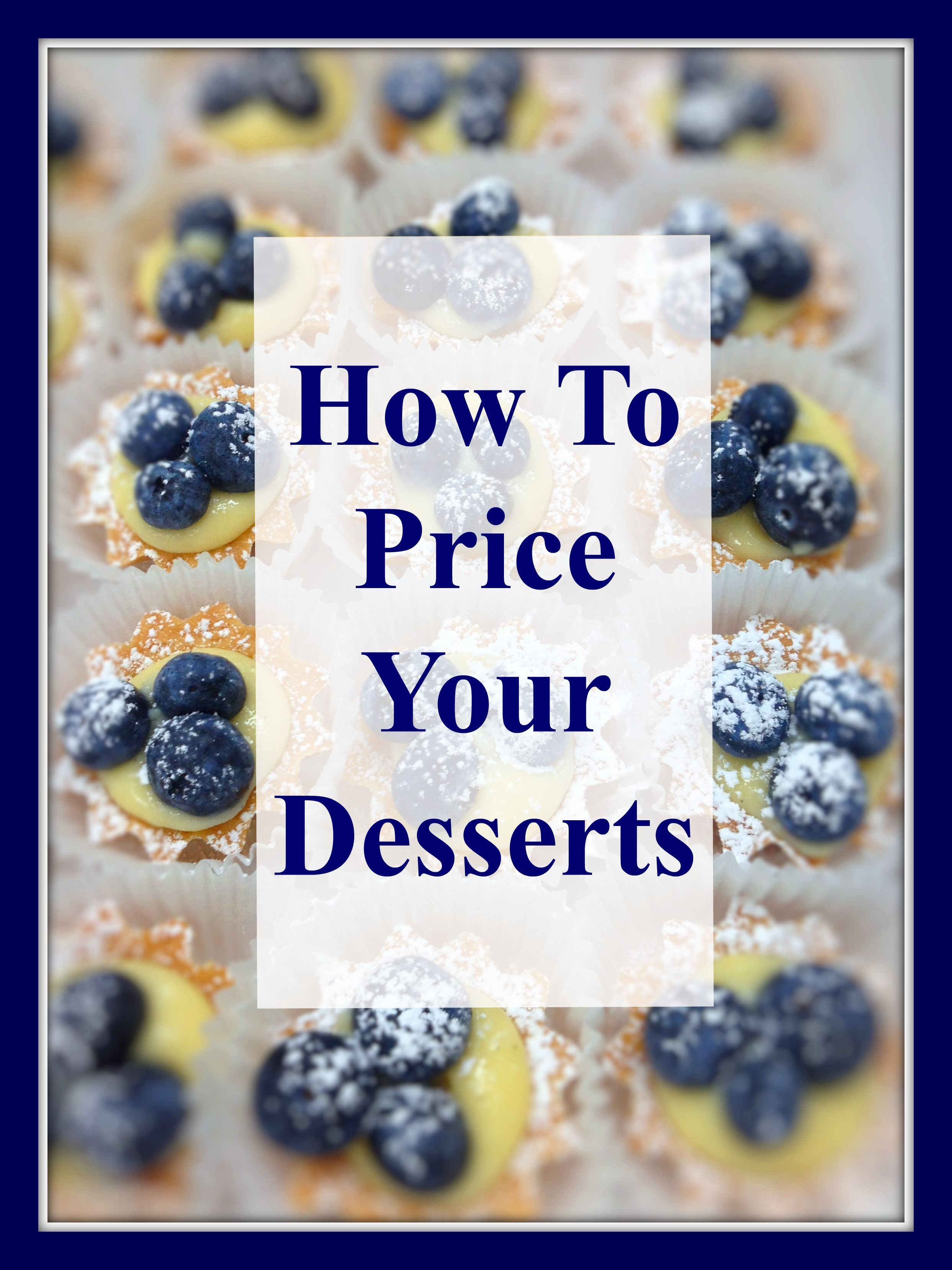 Which pricing strategies should you use for your baked goods? Can ...