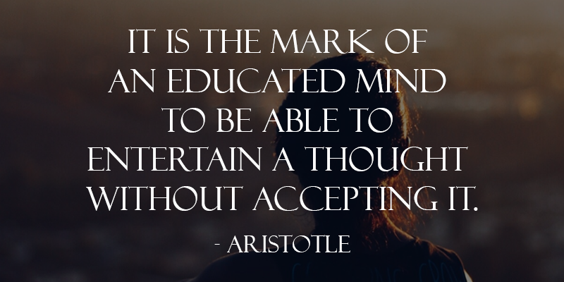 38 Best Aristotle Images On Pinterest: 9 Ancient Words Of Wisdom From Aristotle That'll Inspire